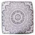 Mandala Box Tapestry Pillow Cover