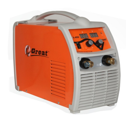 Orange GREAT YUVA 400 Welding Machine