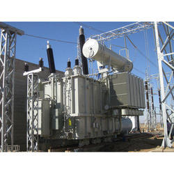 High Voltage Three Phase Electrical Transformer