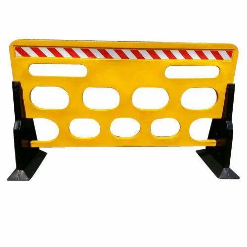 Heavy Duty Road Barrier
