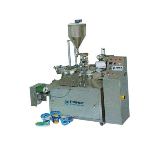 Fully Automatic Cup Fill Seal Machine