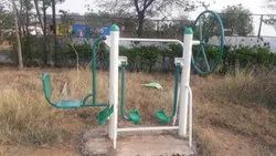 Outdoor Green Gym Three in One MTC