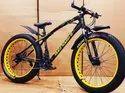 Bengshi Black Jaguar Fat Tyre Cycle
