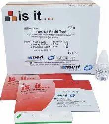 Is It HIV Rapid Test, 50 Tests