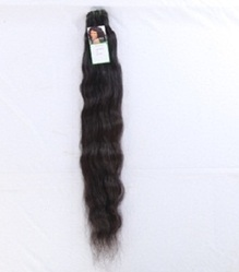 Medium Wave Machine Weft Hair