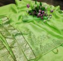 Hot Fixing Sarees