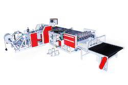 HDPE Bag Cutting Machine