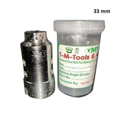 33 mm Diamond Core Drill Bits