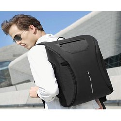 Black PVC Office Bags