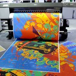 Plastic Multi-Color Offset Printing Services