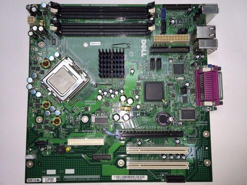 Dell F8101 Optiplex GX620 LGA775 Motherboard No CPU
