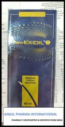 Minoxidil (5%w/v)   Aminexil (1.5%w/v)