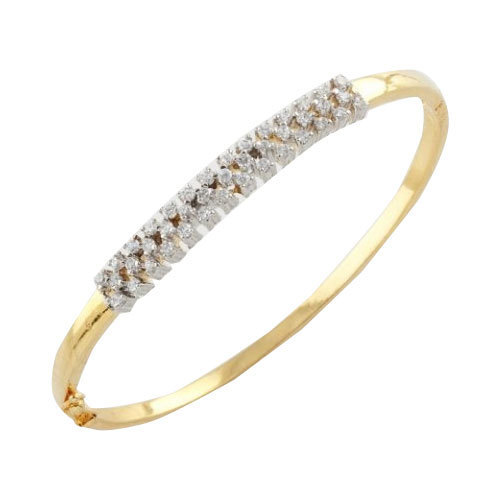 7071e33506 Ladies Designer Diamond Bangles at Rs 100000 /pair | Diamond Bangles ...
