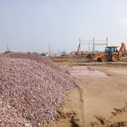 Industrial Building Construction, in Lucknow