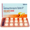 HCQS 200/400 Hydroxychloroquine Tablet