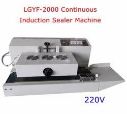 Continuous Induction Sealing Machine Lgyf 2000 -Ax
