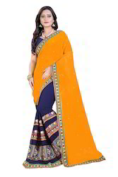 Riva 27 Georgette Saree