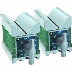 Magnetic V Block For EDM Machine
