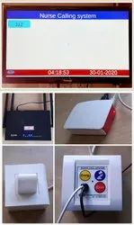 MODEL:DTS/WNCS-LCD05, Wireless Nurse/Attendant Calling System With Wifi Network