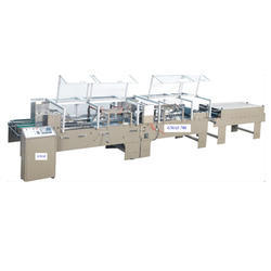 Automatic Folder Gluer Paper Bag Making Machine
