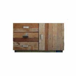 2 Drawer 1 Door Cabinet