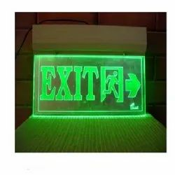 Laser Type Exit Light