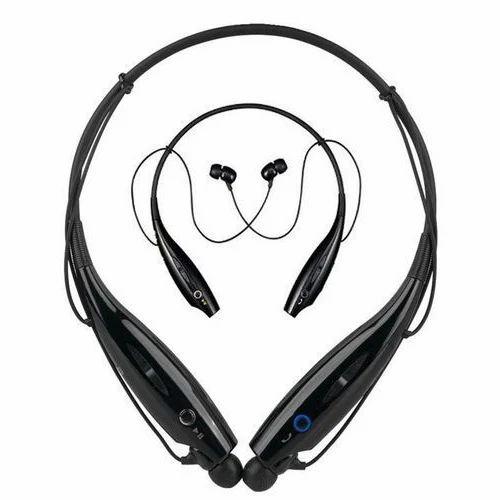 f1dfaa03fa1 LG Black Wireless Stereo Headset, Rs 700 /piece, Balaji Enterprises ...