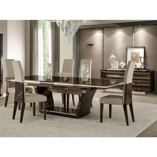 Modern Italian Dining Table Set