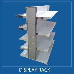 Supermarket Double Side Display Racks