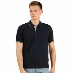 Polo Neck T Shirts for Mens