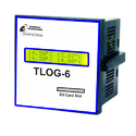 Six Channel Temperature Logger
