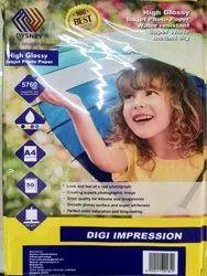 Kent Inkjet Photo Paper, GSM: 150 - 200