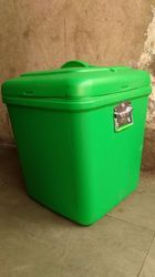 Square Waste Container 35 Liter