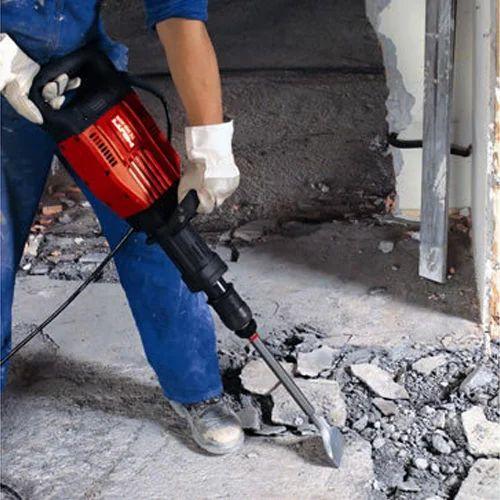 Concrete Breaker Rental Service Wholesale Trader From Nashik