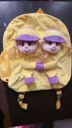Doll Soft School Bag