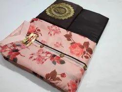 Party Wear Chudidar Latest Designer Hand Work Dress Material