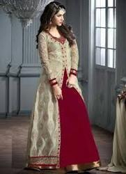 Long Party Wear Salwar Suit