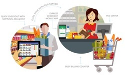 Retail Point of Sales Billing Software - for Supermarket