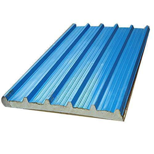 Roof Puf Panel 10 To 25mm Rs 135 Square Feet Laxmi