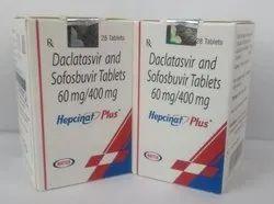 Daclatasvir Sofosbuvir Tablets