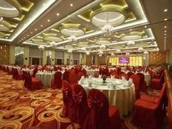 Banquet Hall Interior Design, 3D Interior Design Available : Yes