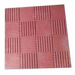 RCC Interlocking Red Paver Tile