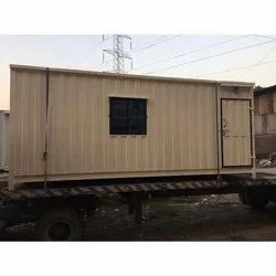 Galvanized Portable Office Cabin