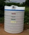 Aqua Flex White 3000 Litre Triple Layer Water Tank