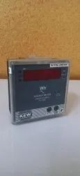 KEW Panel Energy Meter Three Phase Single Source, For Industrial