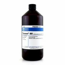 80//Tween O//W solubilisant pour, émulsifiant, dispersant Polysorbate cosmétiques Grade