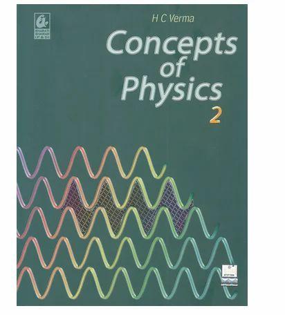 Hc Verma 11th Physics Book