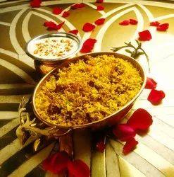 Traditional Biryani For Birthday Party
