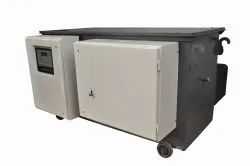Automatic 98% Oil Cooled Servo Controlled Voltage Stabilizer, For Industrial, 415v