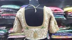 Designer Mallu Bridal Blouse